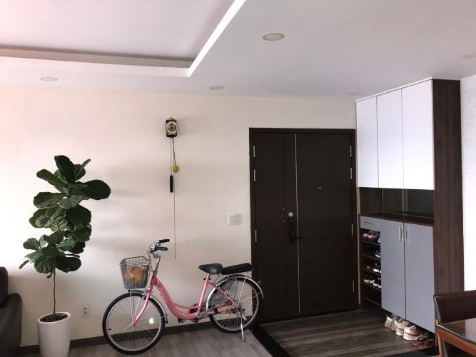 Nội thất căn hộ Sunsire City Căn hộ Sunrise City khu North ban công lớn view thành phố thoáng mát.