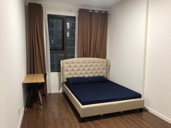 Phòng ngủ Jamila Khang Điền, Quận 9 Căn hộ Jamila Khang Điền tầng trung, ban công hướng Tây Bắc.