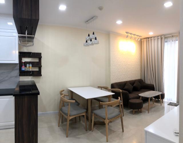 Phòng bếp căn hộ Kingston Residence Căn hộ Kingston Residence đầy đủ nội thất tiện nghi, tầng cao.