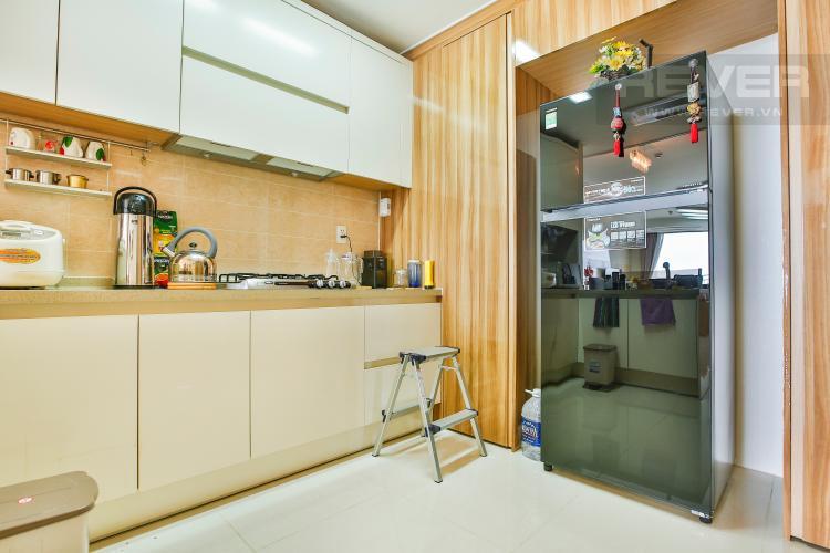 Bếp Căn hộ Cantavil Premier tầng cao D2 nội thất đầy đủ