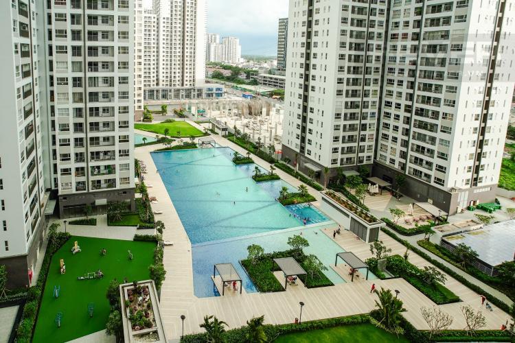View Bán hoặc cho thuê căn hộ Sunrise Riverside 2PN, đầy đủ nội thất, view hồ bơi