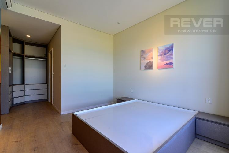 Phòng Ngủ 2 Cho thuê căn hộ Đảo Kim Cương 2 phòng ngủ tháp Bora Bora, view sông mát mẻ và trong lành