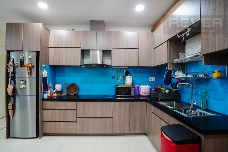 Phòng Bếp Bán căn hộ M-One Nam Sài Gòn 2PN, tầng thấp, diện tích 65m2, đầy đủ nội thất