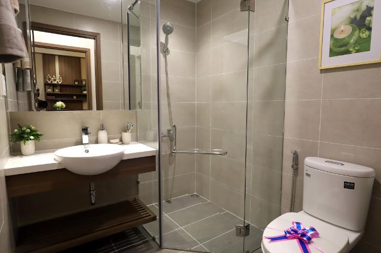 Phòng tắm căn hộ Akari City, Bình Tân Căn hộ chung cư Akari City ban công hướng Nam, view đón gió mát.