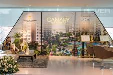 Cập nhật tình hình mở bán tháp Canary dự án Đảo Kim Cương