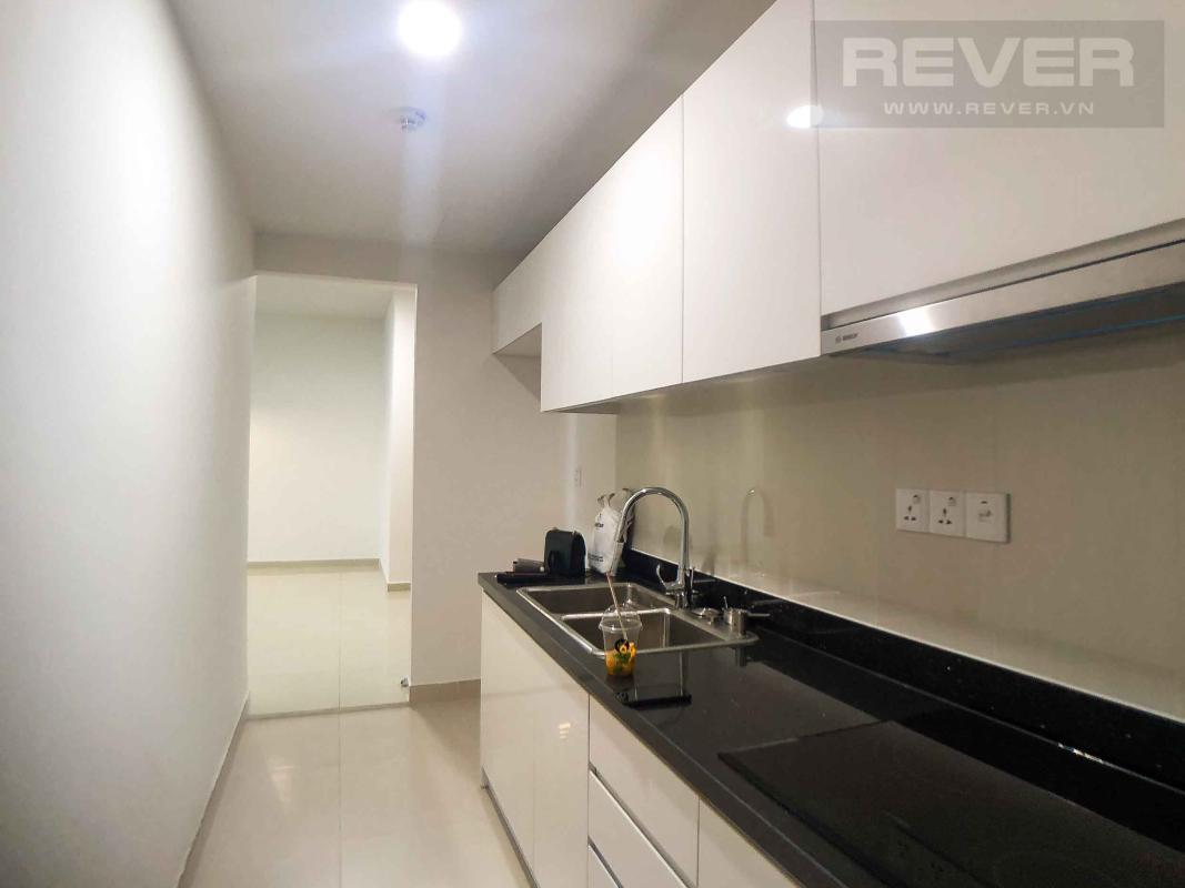 Bếp Cho thuê căn hộ Vista Verde 2PN, diện tích 88m2, nội thất cơ bản, view sông thông thoáng