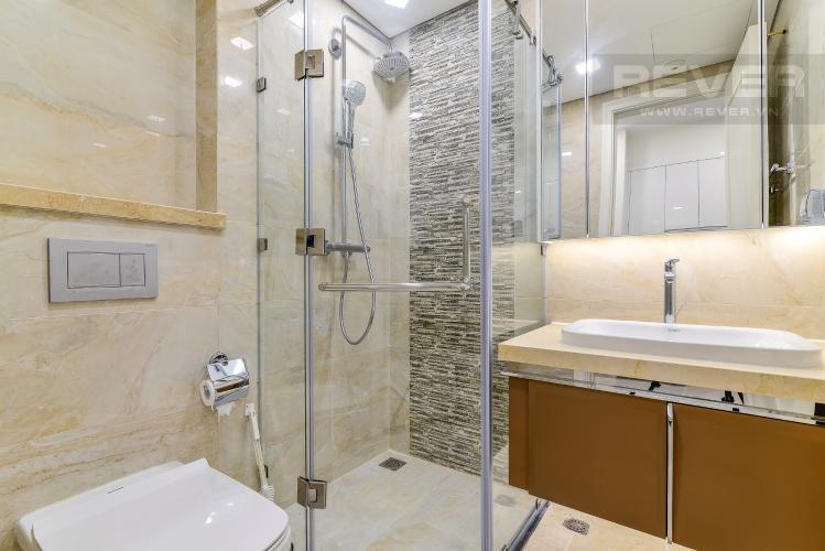 Phòng Tắm Cho thuê căn hộ Vinhomes Golden River tầng cao 1PN đầy đủ nội thất