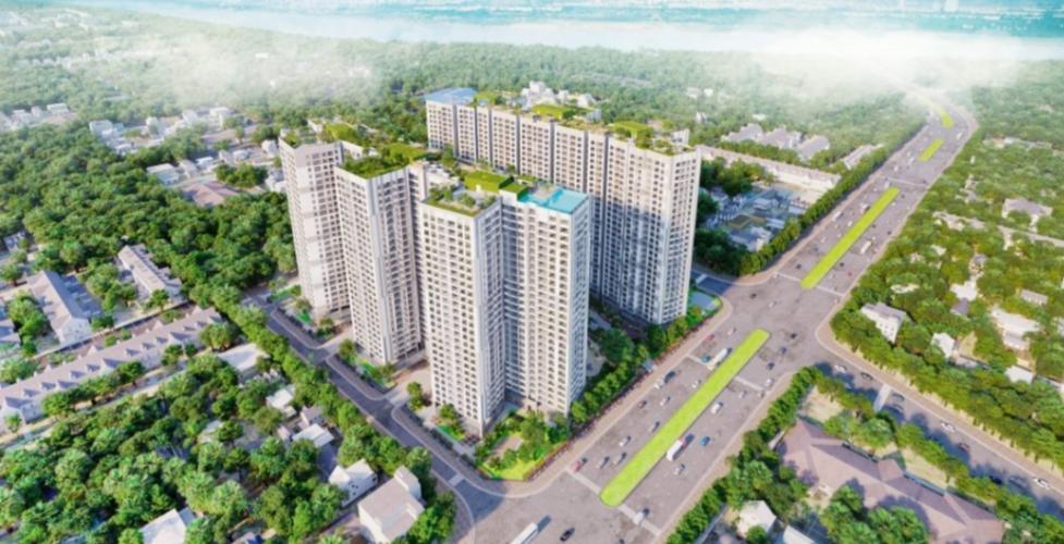 Bán căn hộ 1 PN tầng thấp Sky 89 An Gia, diện tích 55.5m2, thiết kế hiện đại và ấn tượng, nội thất cơ bản.