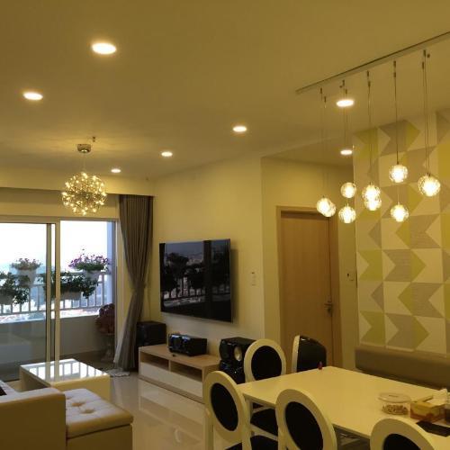 Bán căn hộ Sunrise City 3PN, tháp W1 khu Central Plaza, diện tích 120m2, đầy đủ nội thất