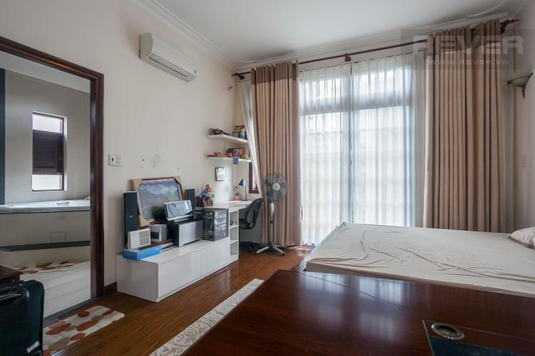 Phòng Ngủ 1 Cho thuê nhà phố Quận 2 5PN, đầy đủ nội thất