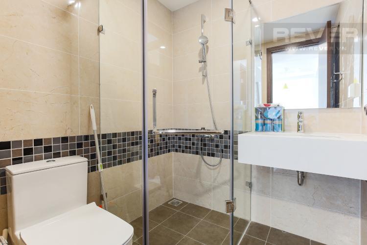 Phòng Tắm Căn hộ The Tresor 2 phòng ngủ tầng trung TS1 đầy đủ nội thất