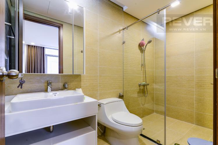 Phòng Tắm 1 Căn hộ Vinhomes Central Park tầng cao tháp Park 2, 3PN nội thất đầy đủ