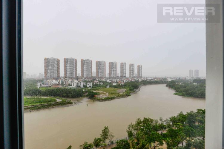 View Cho thuê căn hộ Diamond Island - Đảo Kim Cương 1PN, đầy đủ nội thất, view sông thoáng đãng