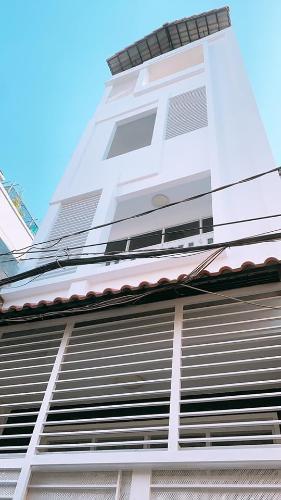 Nhà phố Quận 7 hướng Bắc hẻm 3m thông đường Nguyễn Thị Thập,
