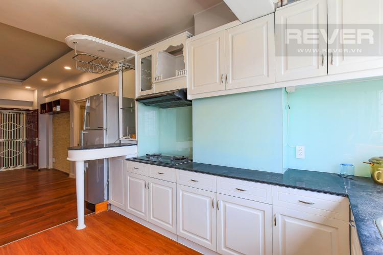 Phòng Bếp Bán căn hộ Chung Cư H3 Hoàng Diệu tầng cao, 3PN, nội thất đầy đủ