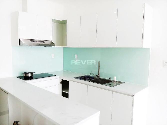 Phòng bếp Viva Riverside, Quận 6 Căn hộ Viva Riverside tầng trung, ban công view thành phố sầm uất.