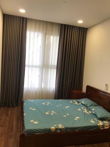 Phòng ngủ , Căn hộ The Golden Star , Quận 7 Căn hộ The Golden Star ban công hướng Đông Nam, view trường học.