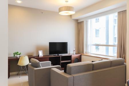 Cho thuê căn hộ Sunrise City 2PN, tháp V6 khu South, diện tích 102m2, đầy đủ nội thất