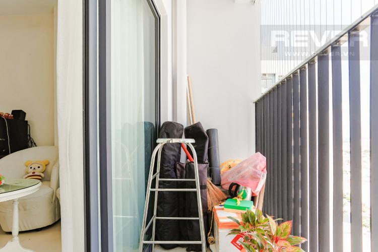 Ban Công căn hộ M-ONE NAM SÀI GÒN Bán căn hộ M-One Nam Sài Gòn 2PN, tầng cao, diện tích 62m2, nội thất đầy đủ, view thoáng