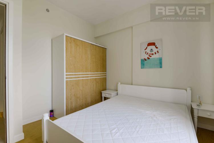 Phòng Ngủ 2 Cho thuê căn hộ Masteri Thảo Điền 2PN, tầng cao, tháp T4, đầy đủ nội thất, view Xa lộ Hà Nội