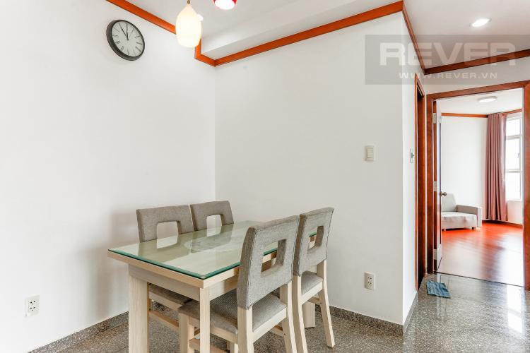 Phòng Ăn Căn hộ Hoàng Anh Thanh Bình tầng thấp, Block B, 2 phòng ngủ, đầy đủ nội thất