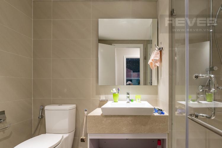 Phòng Tắm 1 Căn hộ Diamond Island - Đảo Kim Cương tầng cao, 3PN, nội thất đầy đủ, view sông