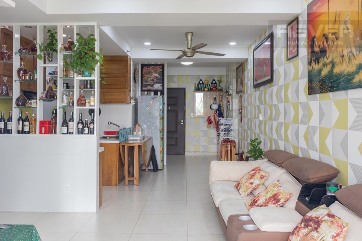 IMG_0921-2 Bán hoặc cho thuê căn hộ Scenic Valley 2PN, block H, đầy đủ nội thất, view Cầu Ánh Sao - Crescent Mall