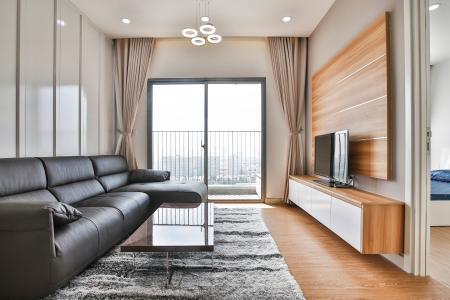 Căn hộ Masteri Thảo Điền 2 phòng ngủ tầng cao T4 đầy đủ nội thất
