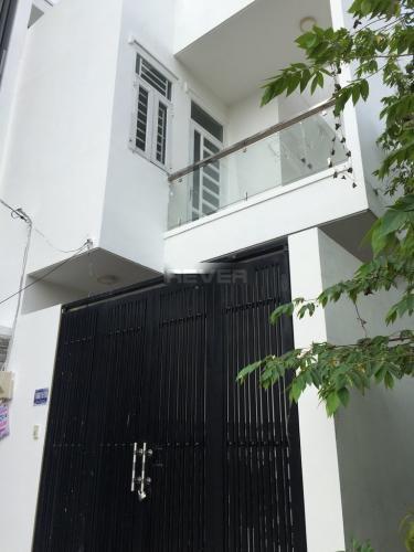 Nhà phố 3 lầu hướng Đông Nam, diện tích 50.4m2, sổ hồng riêng.
