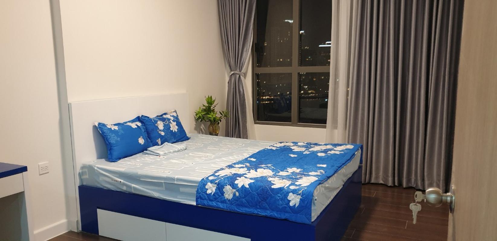 4755e6c14157a609ff46 Cho thuê căn hộ The Sun Avenue 2PN, tầng thấp, block 2, đầy đủ nội thất, hướng Tây Nam