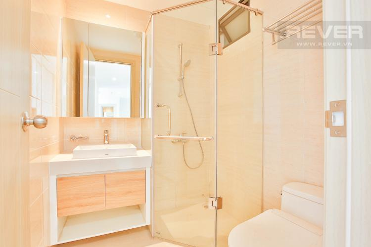 Toilet 1 Căn hộ New City Thủ Thiêm tầng thấp tòa Bali, 3 phòng ngủ diện tích 101.34m2, view sông.