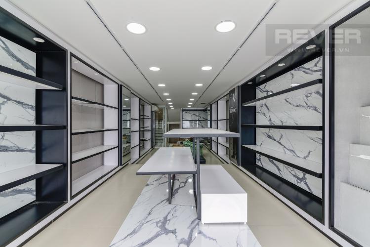 Tầng Lửng Nhà phố mặt tiền đường Lê Văn Sỹ Quận 3 tiện kinh doanh