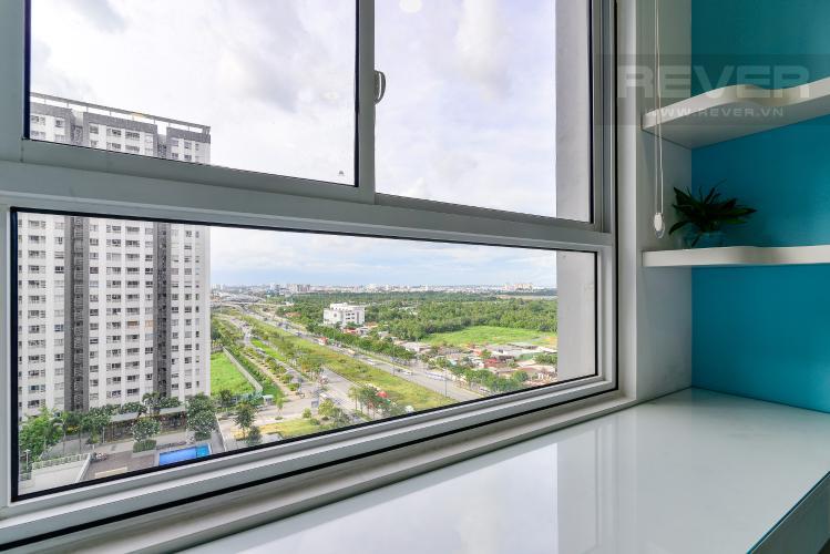 View Phòng Ngủ 3 Cho thuê căn hộ Lexington Residence 3PN, tháp LA, đầy đủ nội thất, view hồ bơi