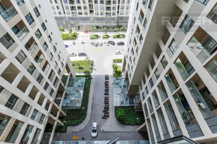 View Căn hộ The Gold View tầng thấp tòa A2 diện tích 70m2 full nội thất