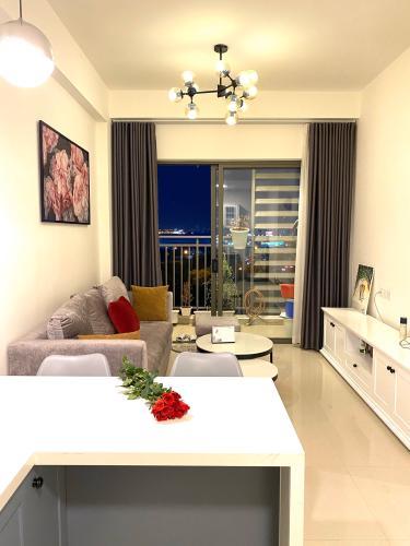 Cho thuê căn hộ The Sun Avenue tầng thấp, block 5, diện tích 71.9m2 - 2 phòng ngủ, đầy đủ nội thất