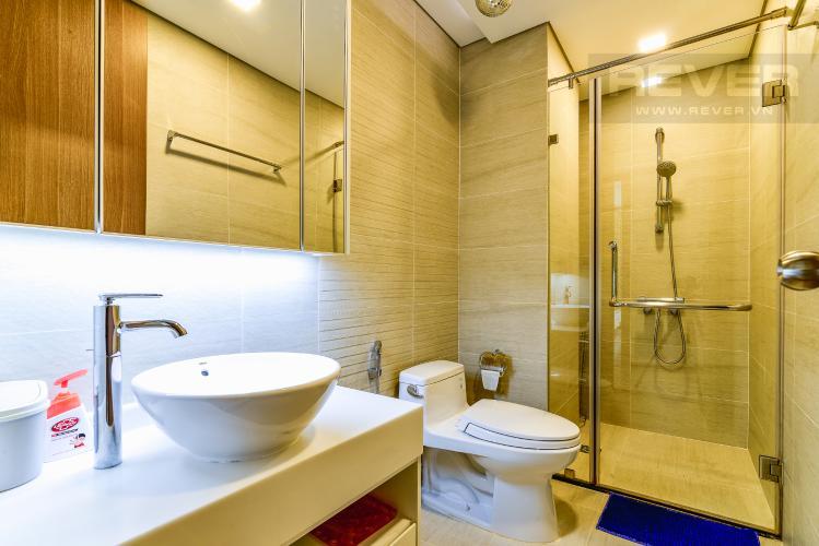 Phòng Tắm 1 Căn hộ Vinhomes Central Park 3 phòng ngủ tầng cao P6 nội thất đẹp