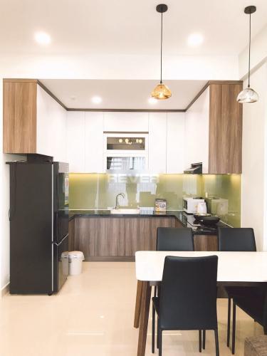 Phòng bếp căn hộ The Sun Avenue, Quận 2 Căn hộ The Sun Avenue view tầng cao, đầy đủ nội thất tiện nghi.
