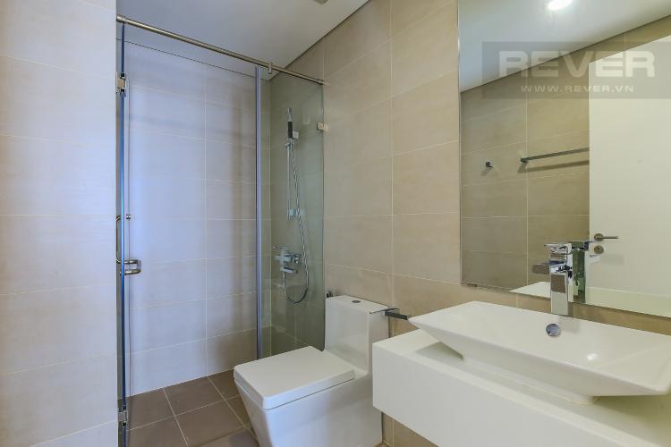 Phòng Tắm 1 Cho thuê căn hộ Masteri Millennium tầng cao, 2PN nội thất đầy đủ, có thể dọn vào ở ngay