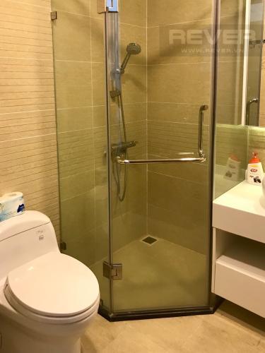 Phòng Tắm Bán căn hộ Vinhomes Central Park 2PN, tháp Park 1, nội thất cơ bản, view công viên và mé sông