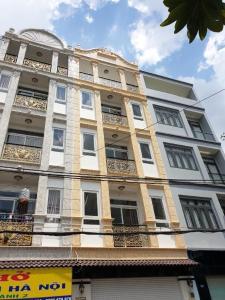 Bán nhà hẻm 170E đường Phan Đăng Lưu, phường 3, Quận Phú Nhuận. Diện tích đất 51.5m2
