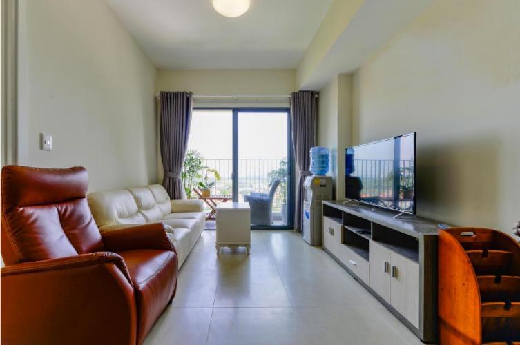 Căn hộ Masteri Thảo Điền 2 phòng ngủ tầng trung T2 view sông