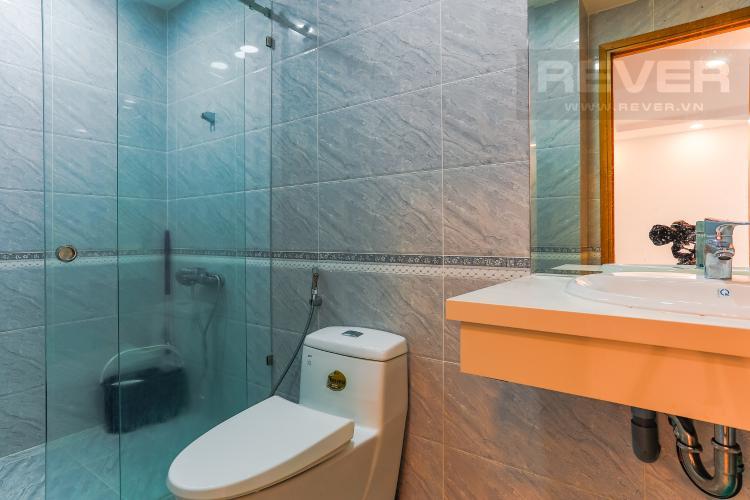 Phòng Tắm Căn hộ Sunrise City 1 phòng ngủ tầng thấp X1 nội thất đơn giản