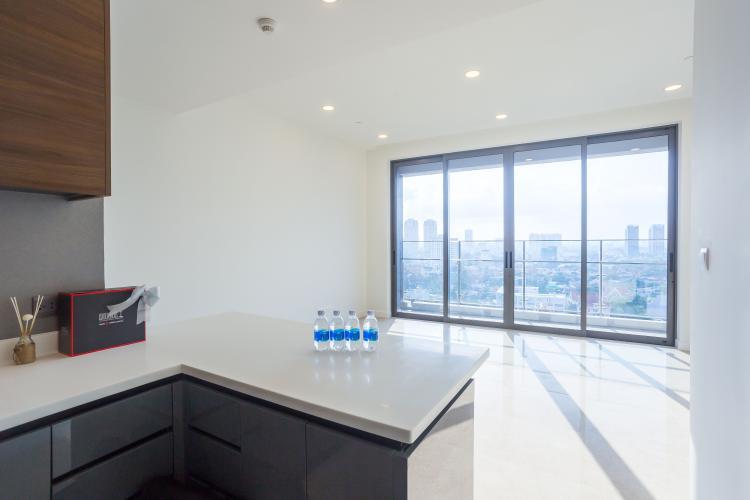 Tổng Quan Cho thuê căn hộ The Nassim Thảo Điền tầng trung 2PN, view sông