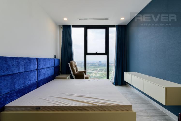 Phòng Ngủ 2 Bán căn hộ Vinhomes Golden River 3PN, tầng cao, đầy đủ nội thất, view Thủ Thiêm và sông Sài Gòn