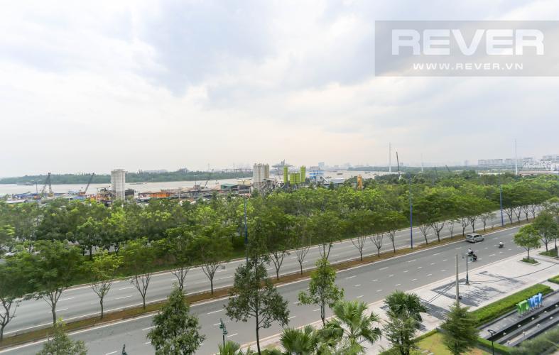 View Căn hộ New City Thủ Thiêm tầng thấp 2PN, nội thất cơ bản