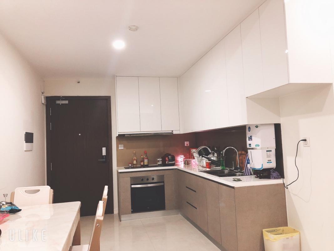 364031e379509e0ec741 Bán căn hộ Masteri Millennium 2PN, block A, diện tích 60m2, đầy đủ nội thất, view Bitexco