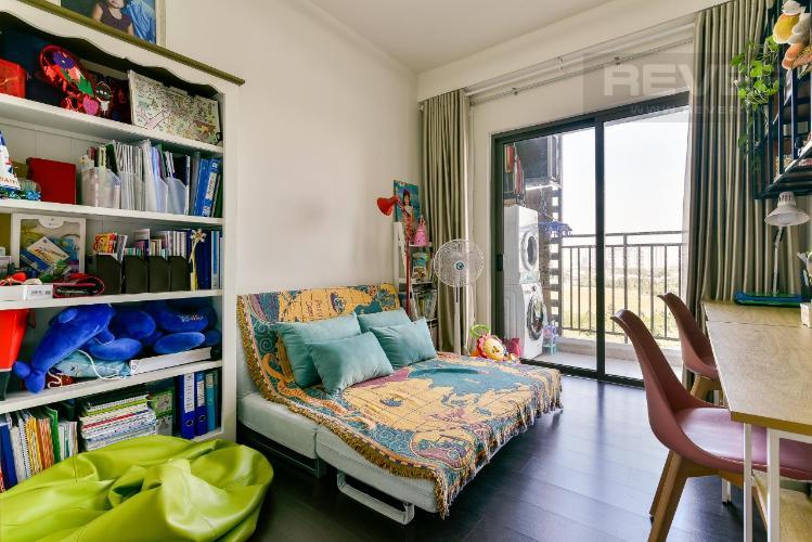 Phòng ngủ Căn hộ THE SUN AVENUE Cho thuê căn hộ The Sun Avenue tầng thấp, block 3, diện tích 89.7m2 - 3 phòng ngủ, đầy đủ nội thất