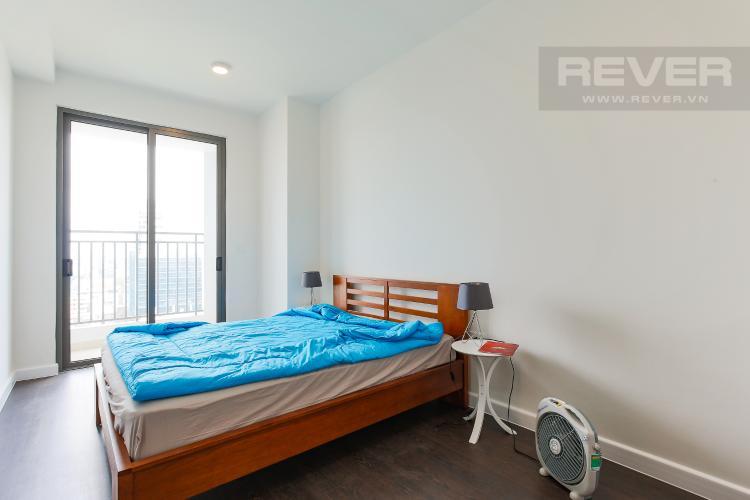Phòng Ngủ 3 Căn hộ The Tresor 3 phòng ngủ tầng trung TS1 view sông