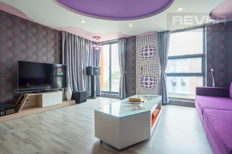 Phòng Karaoke Nhà phố 4 phòng ngủ Đường Số 6B Quận Bình Tân