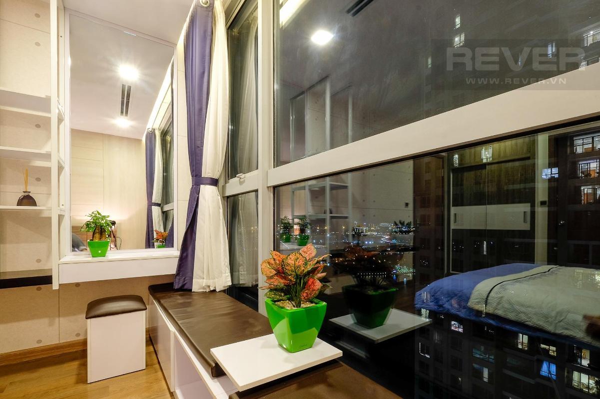 Bàn Trang Điểm Bán căn hộ Vinhomes Central Park 3PN, tháp Park 1, diện tích 116m2, đầy đủ nội thất